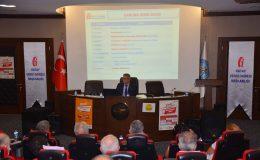 İTSO'da yüz yüze meclis toplantısı