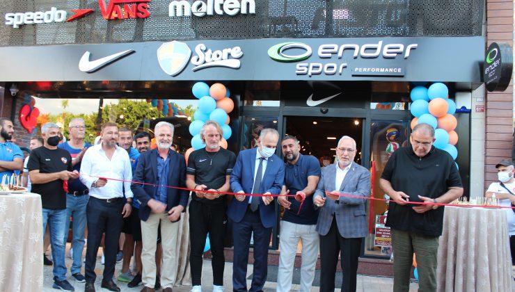 İskenderunspor Store açıldı