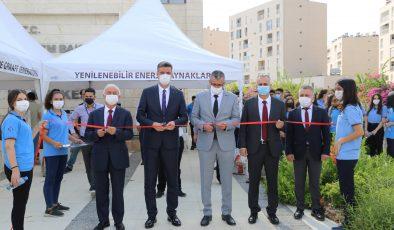 Teknouzay-3 Bilim Şenliği açıldı