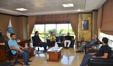 HGC Yönetiminden İTSO'ya Ziyaret