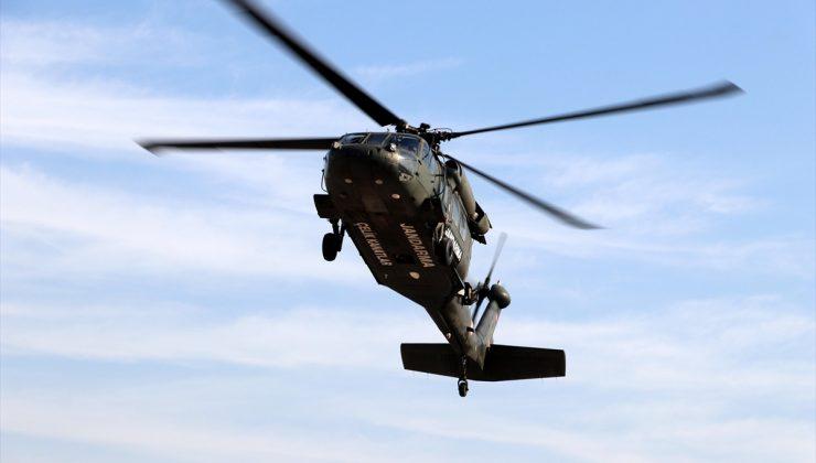 Hatalı Sürücüleri Helikopter Affetmedi