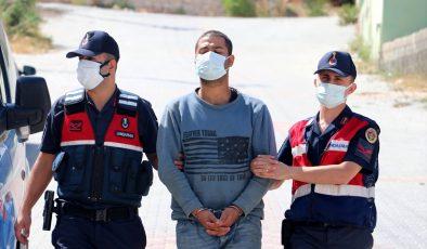 İki DEAŞ'lı teröristten biri adliyeye sevk edildi