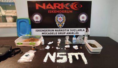 İskenderun'da Uyuşturucuya Geçit Yok!
