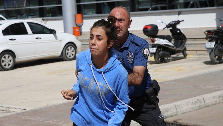 Tutuklamasınlar'Diyerek' Ağladı!