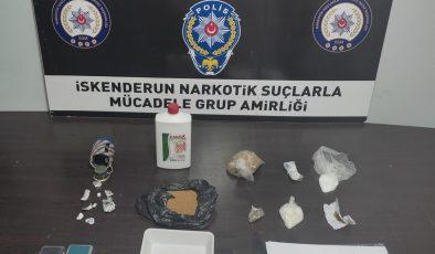 Uyuşturucu Satışına Operasyon: 3 Gözaltı