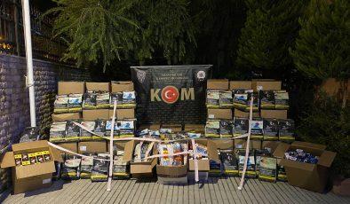 Antakya'da Kaçakçılığa Geçit Yok!